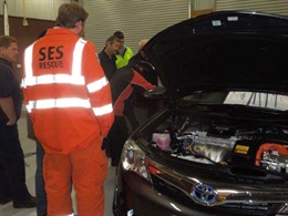 Local SES with Jacob Toyota
