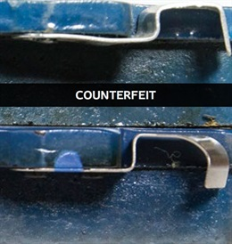 Toyota Counterfeit Awareness