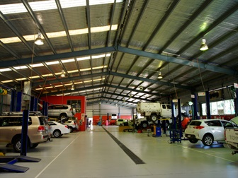 Vehicle Servicing at Jacob Toyota
