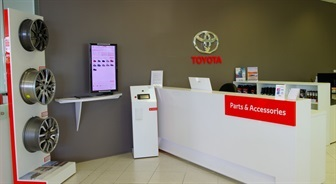 Welcome to Toyota Genuine Accessories from Jacob Toyota