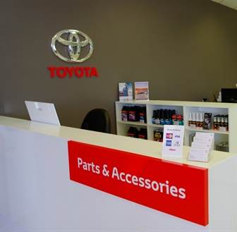 Fluids & Cleaners from Jacob Toyota