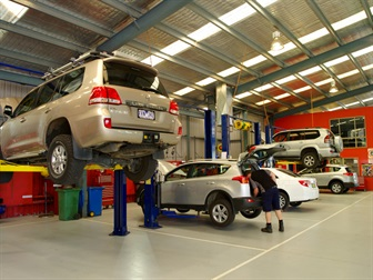Reasons to Service Your Vehicle at Jacob Toyota